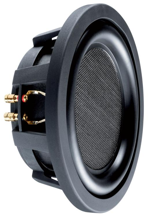 helix e8w esprit 200mm subwoofer bass extra flach 300w 2x2 ohm. Black Bedroom Furniture Sets. Home Design Ideas